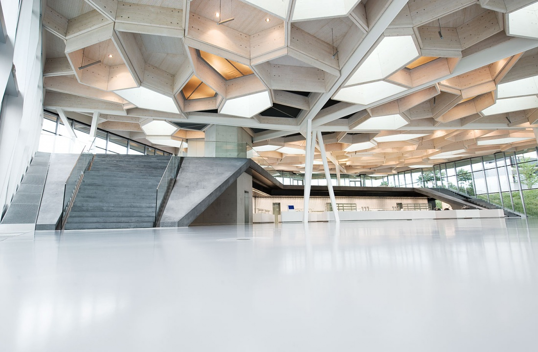 Nike for Social Commitment - Architecture Prize of the Association of German Architects (BDA)