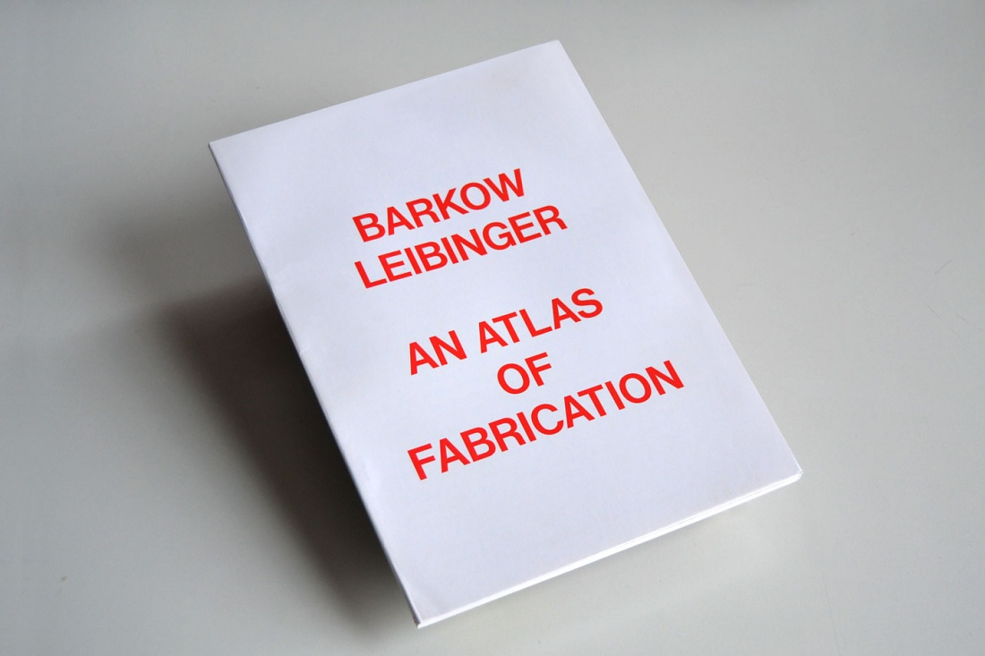An Atlas of Fabrication (Monograph)