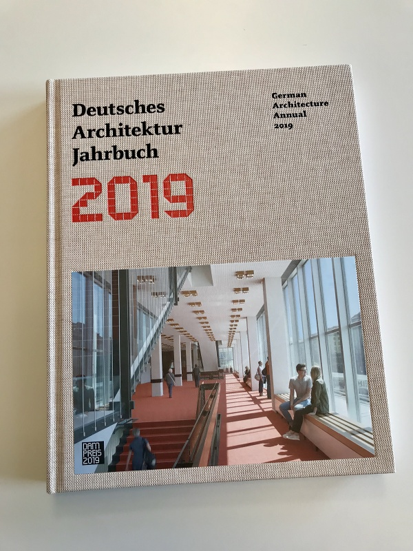 2019 DAM German Architecture Yearbook