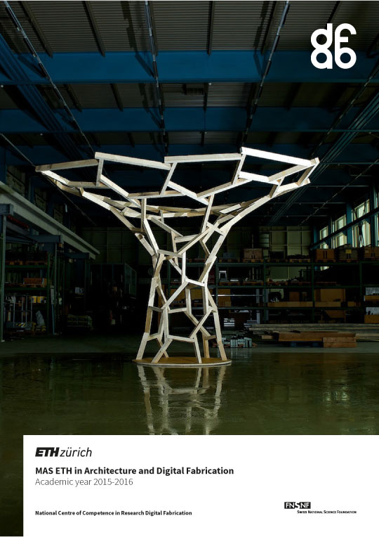 "Frank Barkow at ETH ""MAS Digital Fabrication Lecture Series: Barkow Leibinger"", Zurich"