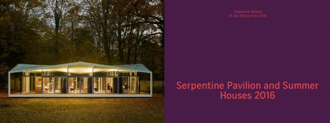 Serpentine Summer House 2016
