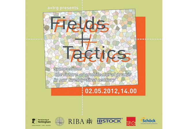 "Lecture Frank Barkow at ""Fields + Tactics Symposium"""