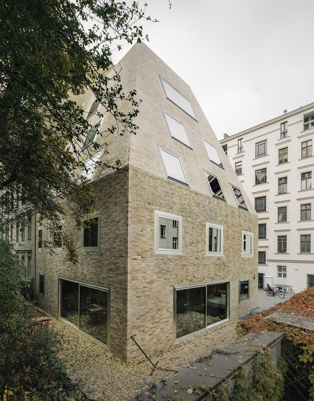 Fritz Höger Award 2017 for Brick Architecture