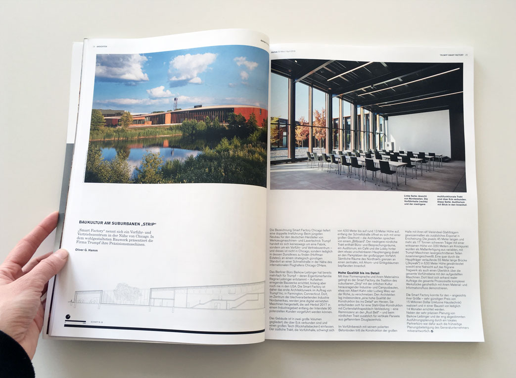 domus March/April 2018