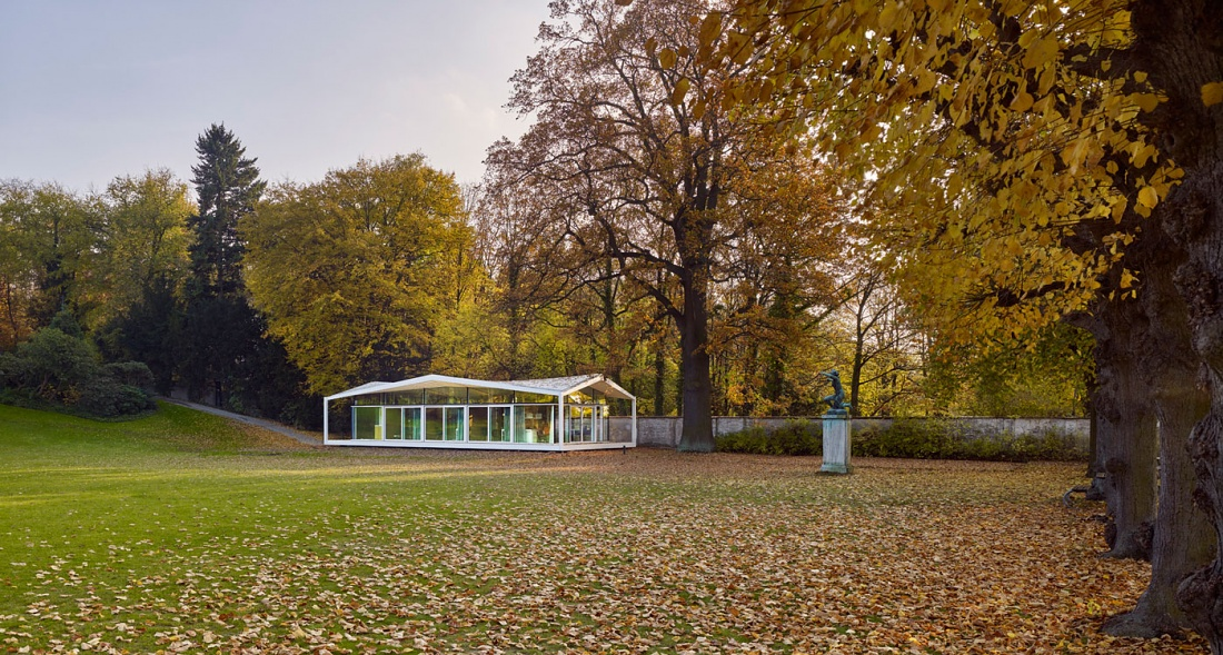 Fellows Pavilion, American Academy in Berlin