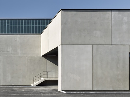 Extension to the Trumpf Assembly Hall, Neukirch