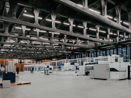 Trumpf Smart Factory Chicago