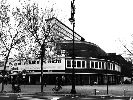Reception of the Schaubühne am Lehniner Platz