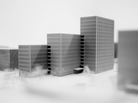 Office Building Kapstadtring 5 Hamburg, 1st Prize