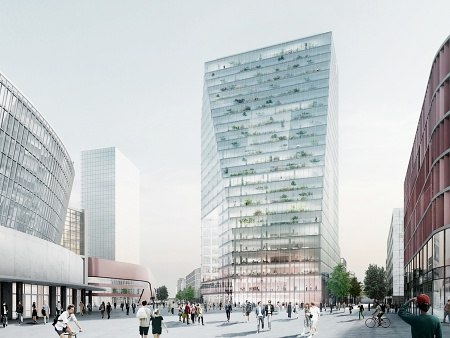 Highrise Arena Berlin - Competition