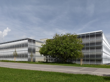 Trumpf Multistory Parking Lot