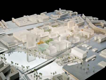 Masterplan Bayer Schering Pharma, Berlin