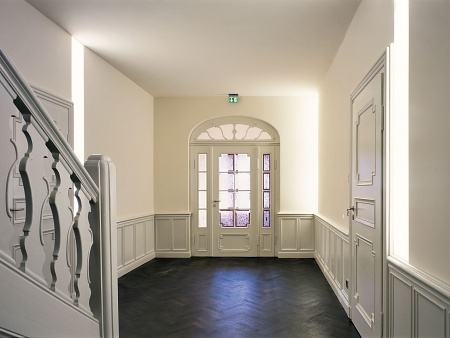 Renovation of an Historic Villa, Neukirch